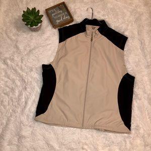 NWOT Men's Ping Zip-up Vest